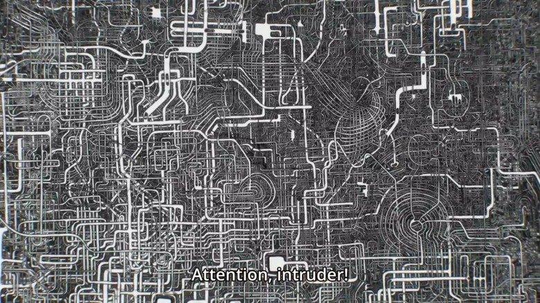 Drawn maze janitor Sama Trolltama