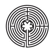 Drawn maze labyrinth WikiHow Steps How a Labyrinth: