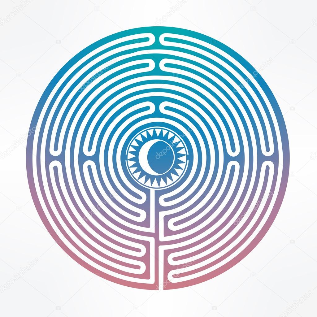 Drawn maze labyrinth Drawn #102171474 maze — maze