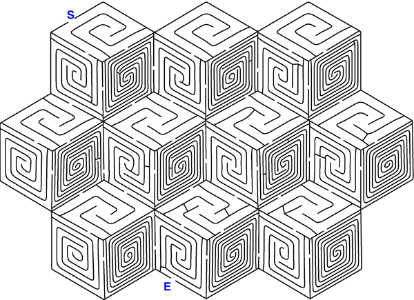 Drawn maze most complex More sudoku Pin this outros