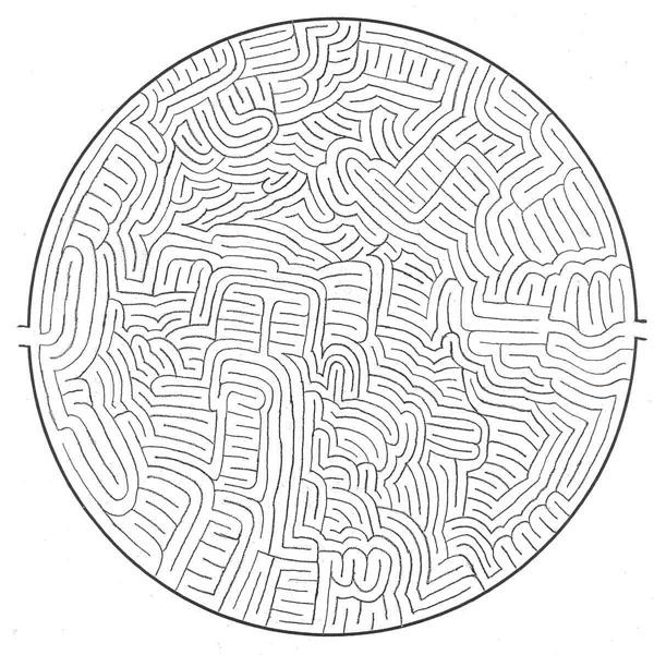 Drawn maze pencil Scraps: dimensions: WoodCop: Mazes Games: