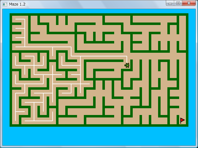 Drawn maze small What a TechNet  Turtle