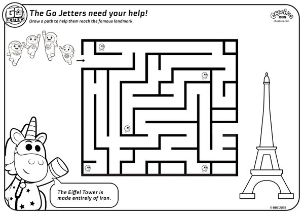 Drawn maze tricky Twitter:  our of to