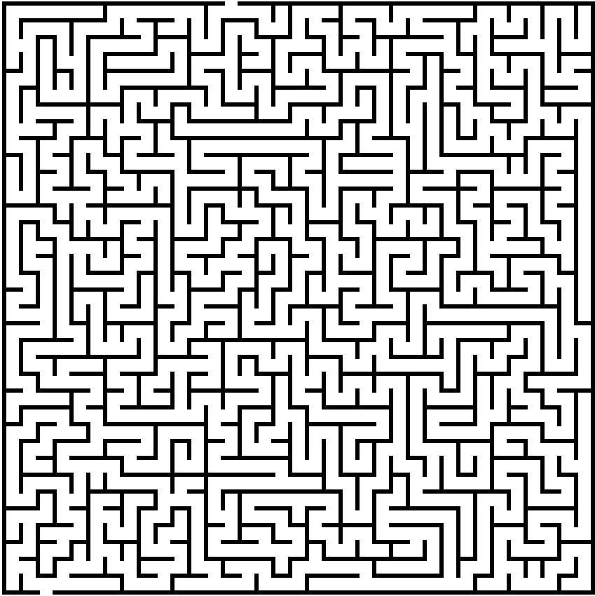 Drawn maze tricky We'll on: Maze maze further