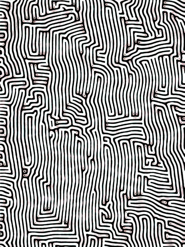 Drawn maze word Word best puzzles Pinterest 33