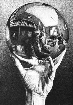 Drawn m.c.escher jessica rabbit Escher dell'inquietudine ArtisTs M