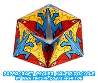 Drawn m.c.escher pokemon #10