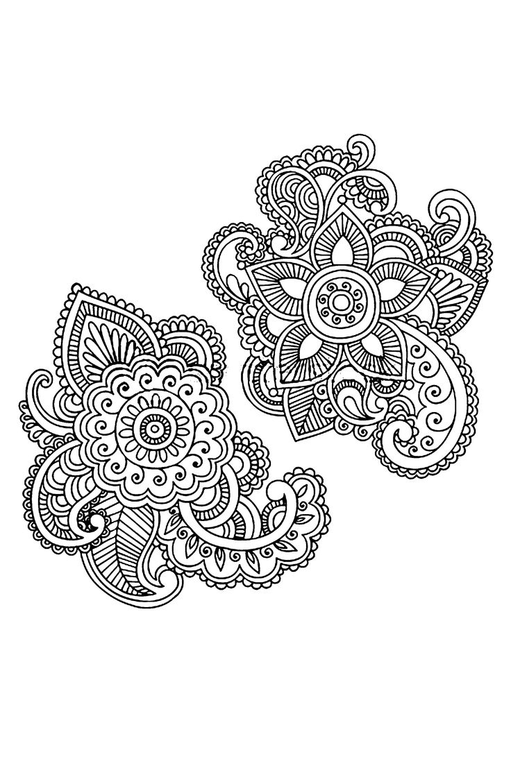 Drawn mehndi Mehndi Drawing Drawing