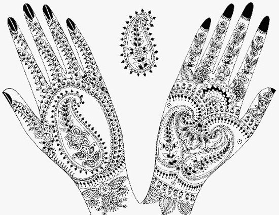 Drawn mehndi beginner & Henna & Yet Of