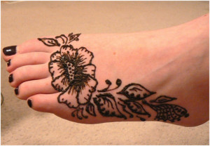 Drawn mehndi big flower Super Now to your is