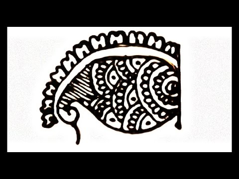 Drawn mehndi fast Mehndi Design Henna Mehendi Mehendi