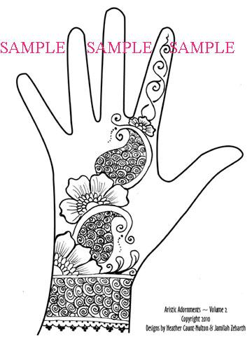 Drawn mehndi hindu Sketches Hindu Photos Tattoo Hindu