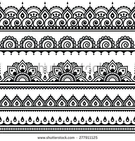 Drawn mehndi hindu Indian ideas tattoo Best design