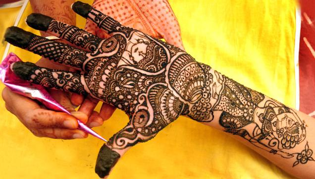 Drawn mehndi hindu In this ON:  and