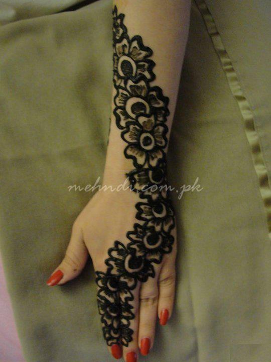 Drawn mehndi hindu Hand Hand Mehndi on How