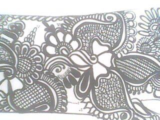 Drawn mehndi sketch Book Mehndi Drawing Drawing Book