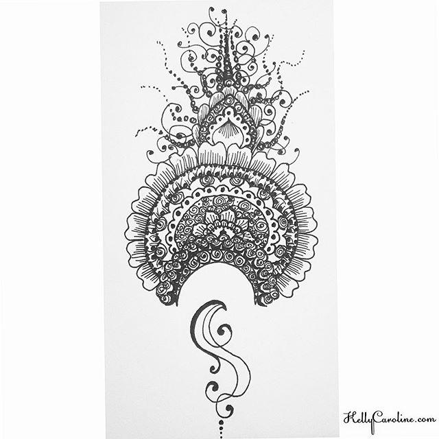 Drawn mehndi sun Book Drawing Book Mehndi Drawing