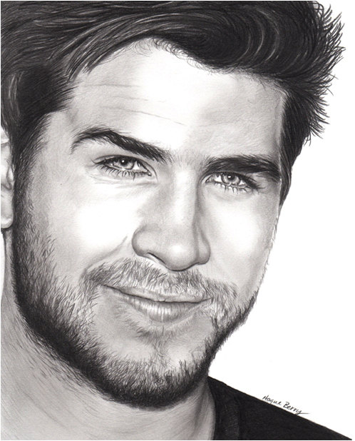 Drawn men actor #7