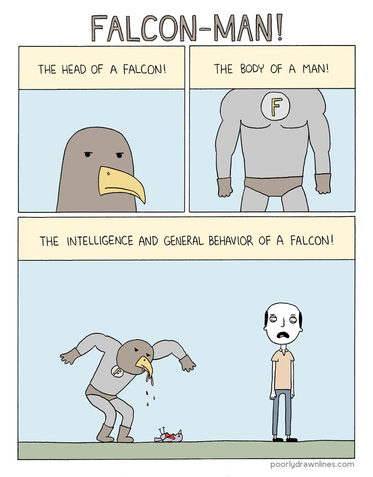 Drawn men funny #10