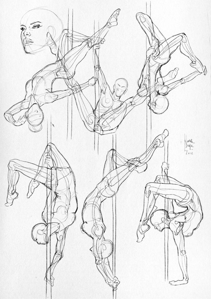 Drawn figurine classic How How draw draw on