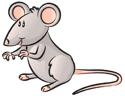 Rodent clipart easy animal #1
