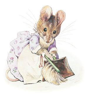Drawn rodent beatrix potter Munca Beatrix Potter ellenhdiscourse Hunca