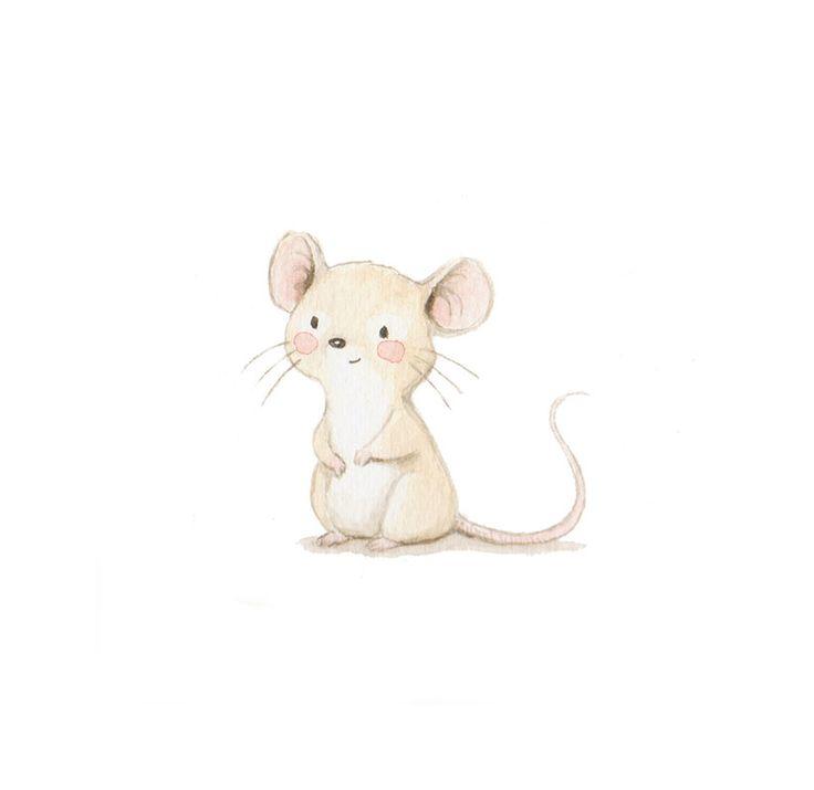 Drawn rodent adorable Ilustracion 25+ Best infantil illustration