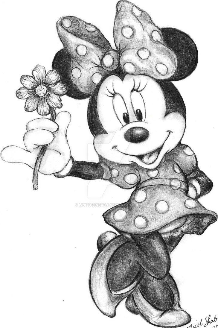 Drawn mouse deviantart On Minnie best linus108Nicole images