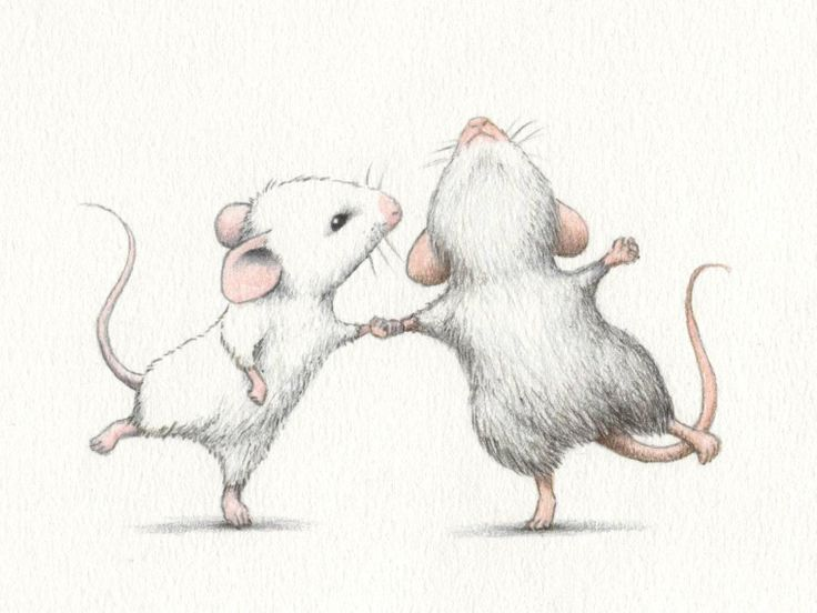 Drawn rodent chibi Graphite drawing drawings art: Little
