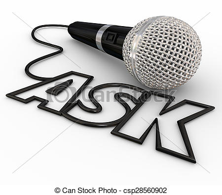 Microphone clipart cord illustration Questions  Microphone Inquiry Answers