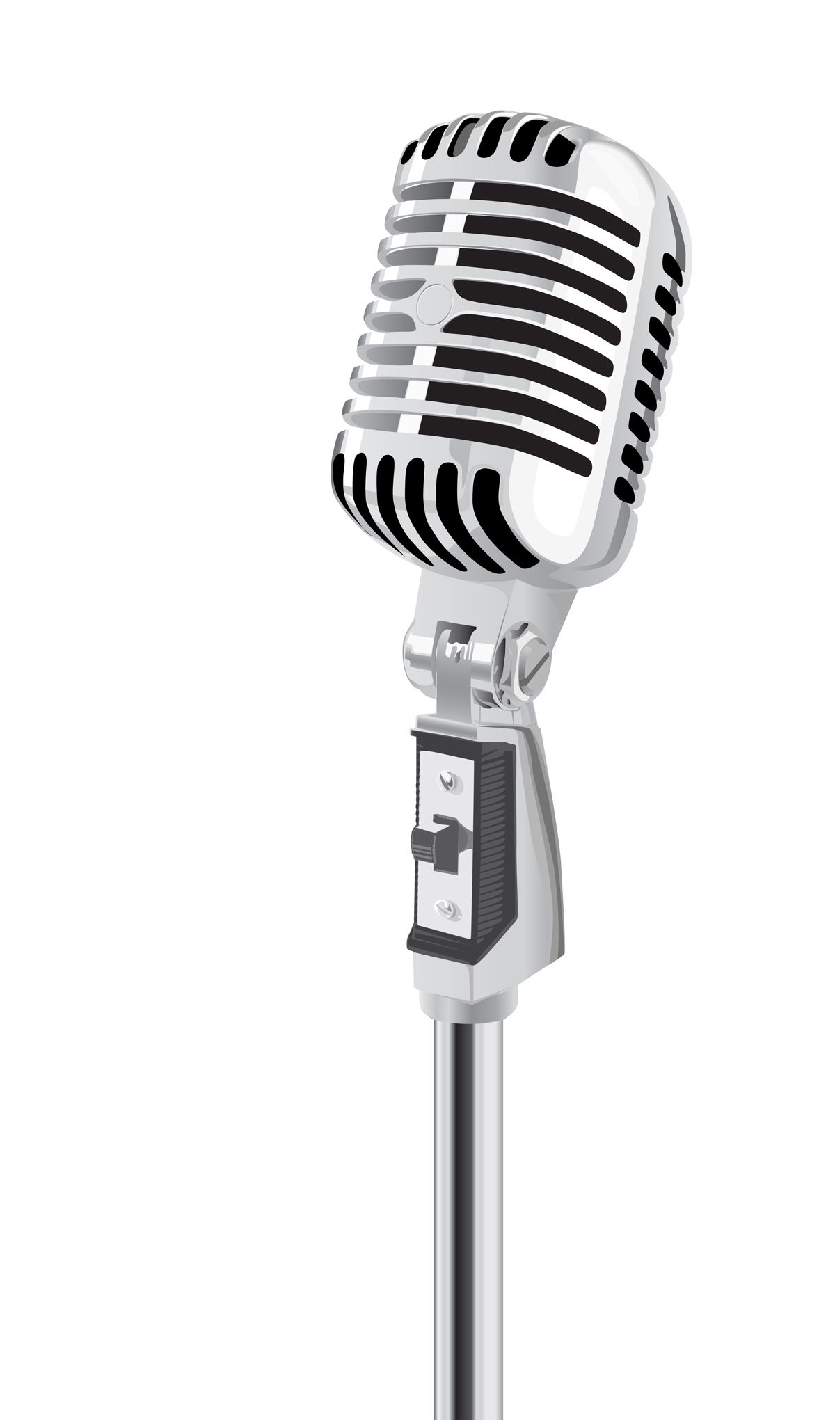 Drawn microphone old style Clipart Microphone of #2790 Free