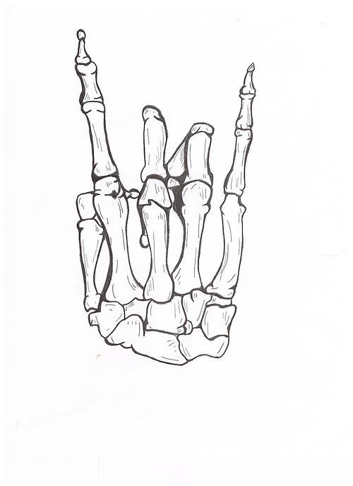 Drawn rock hand Hand on hands quotes ideas