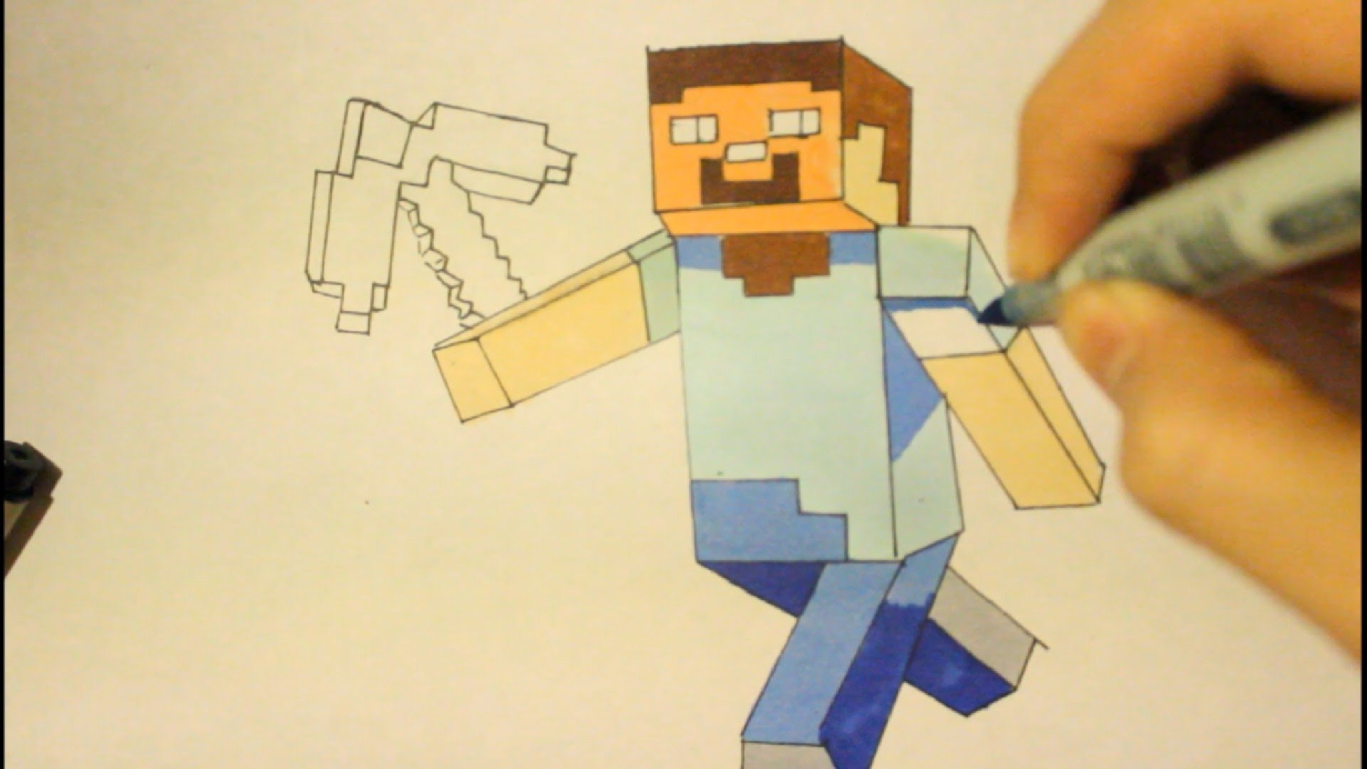 Drawn amour minecraft With By Sword Minecraft Sword