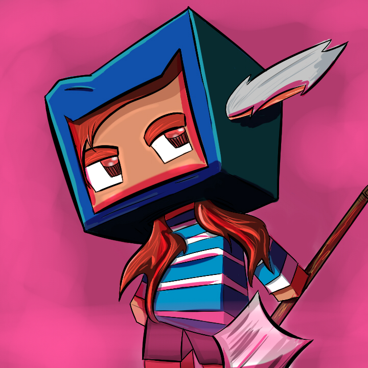 Drawn minecraft Be To Minecraft PRODUCT FINISHED