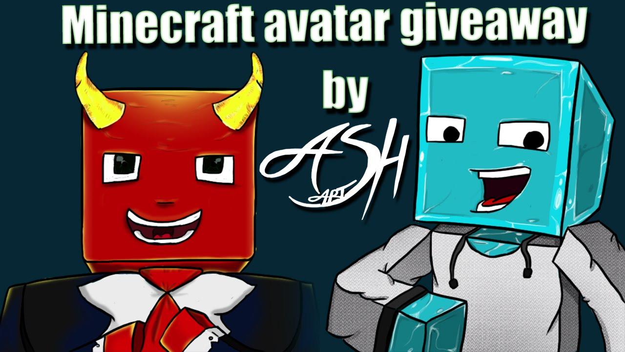 Drawn amd avatar Drawn giveaway! avatar giveaway! Minecraft