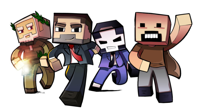 Drawn minecraft minecraft character Have their character drawn favorite