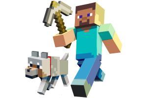 Drawn minecraft minecraft character To DrawingNow Minecraft Minecraft Dog)