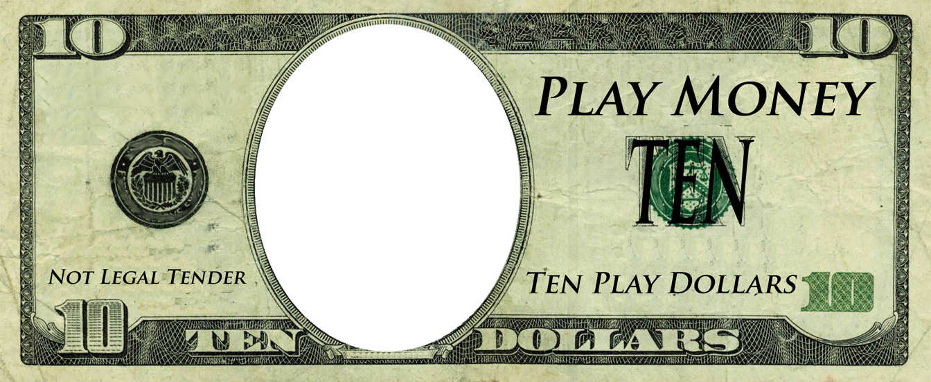 Buck clipart 10 dollar Money Downloads Template Play Template