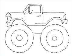 Drawn truck awesome truck Step steps truck  How