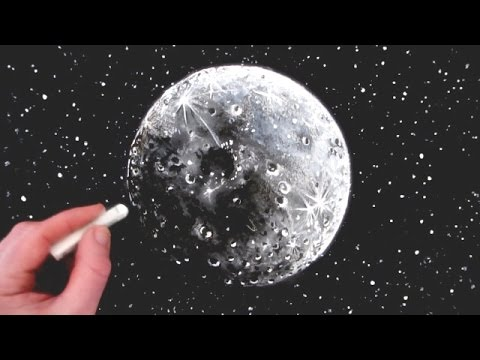 Drawn planets animated How step by YouTube Draw