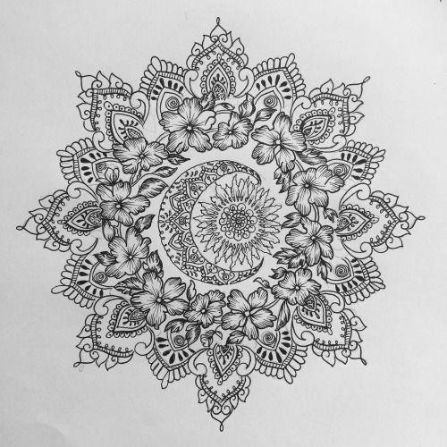 Drawn spirit celestial Celestial Pinterest Best tattoo 25+