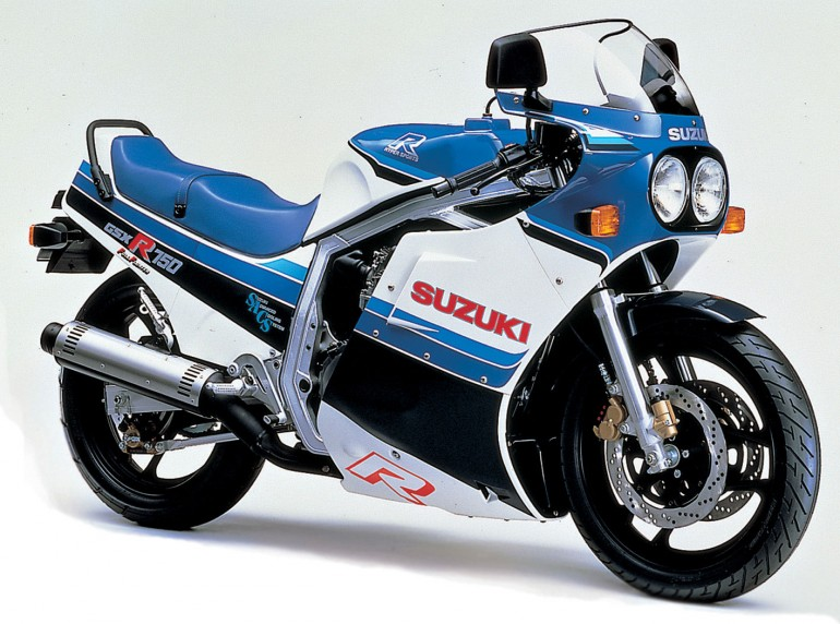 Drawn biker suzuki #7