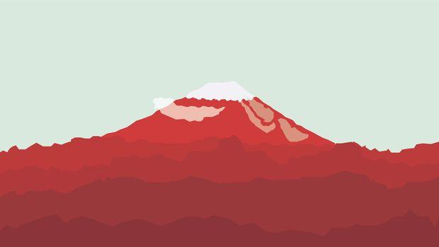 Drawn mountain adobe illustrator Adobe Illustrator Illustrator: Steps Adobe