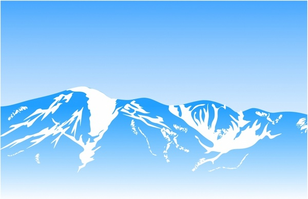 Background clipart mountain Vector) free (445 for Mountain