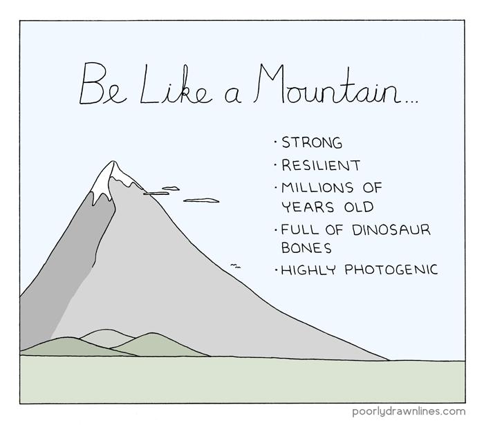 Drawn mountain mountain line Lines Mountain Poorly – %link