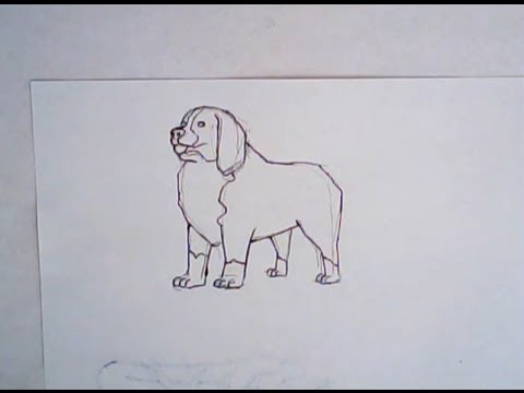 Drawn mountain realistic Drawing) (simple draw dog How