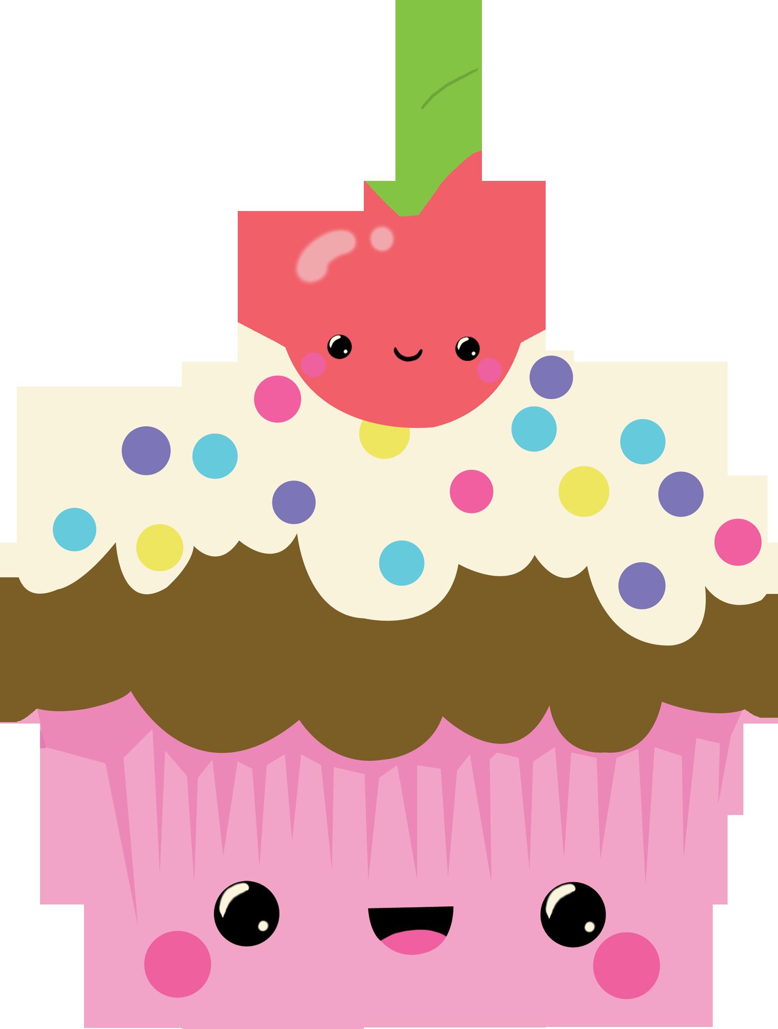Muffin clipart kawaii Josie Pinterest Image cupcake kawaii