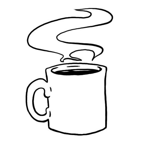 Drawn mug Go Go IMGFLASH To Cup