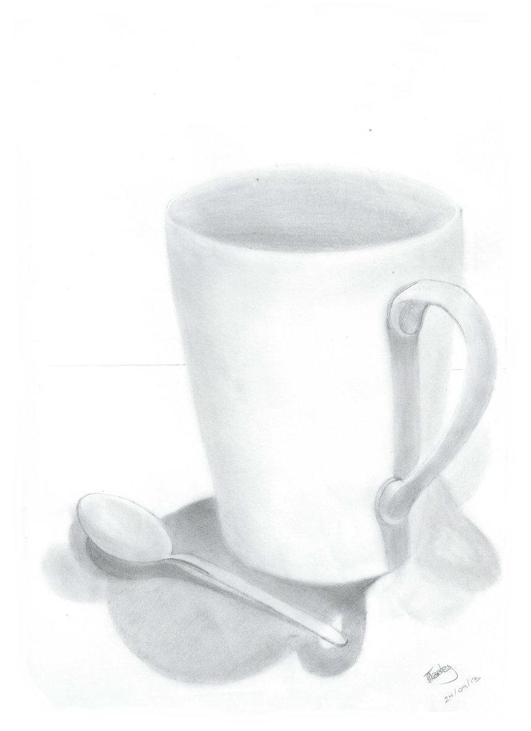 Drawn mug EffervescentElixir drawn: by Spoon by
