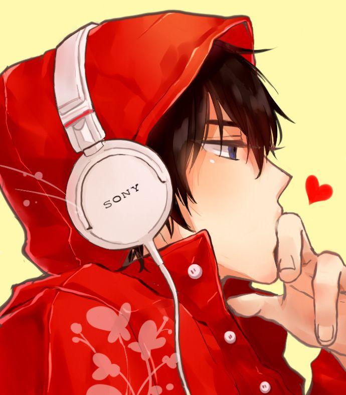 Drawn music anime DJ Años: Best 14 on